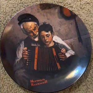 The music maker Norman Rockwell limited Edition